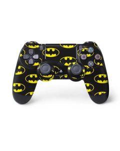 Batman Logo All Over Print PS4 Controller Skin