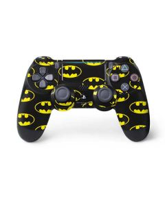 Batman Logo All Over Print PS4 Pro/Slim Controller Skin