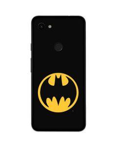 Batman Logo Google Pixel 3a Skin
