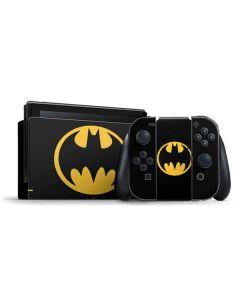 Batman Logo Nintendo Switch Bundle Skin