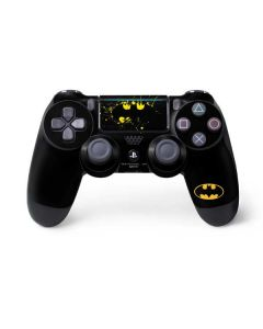 Batman Logo Yellow Splash PS4 Pro/Slim Controller Skin