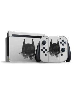 Batman Mask Nintendo Switch Bundle Skin