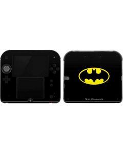 Batman Official Logo 2DS Skin