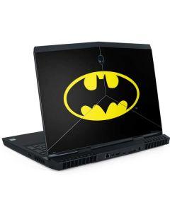 Batman Official Logo Dell Alienware Skin
