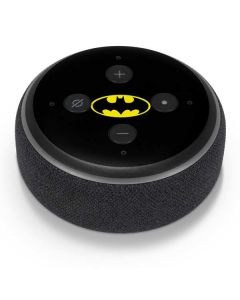 Batman Official Logo Amazon Echo Dot Skin