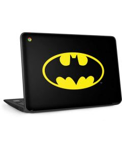 Batman Official Logo HP Chromebook Skin
