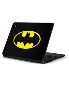 Batman Official Logo Samsung Chromebook Skin
