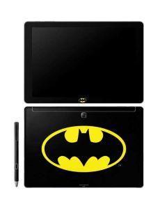 Batman Official Logo Galaxy Book 12in Skin