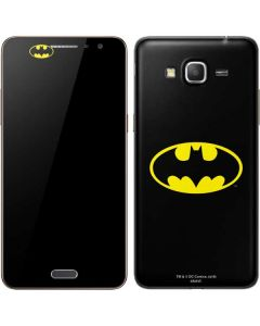 Batman Official Logo Galaxy Grand Prime Skin