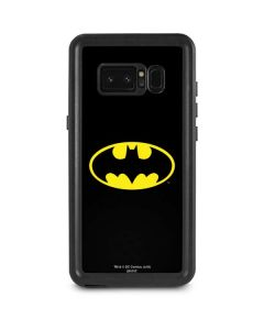 Batman Official Logo Galaxy Note 8 Waterproof Case
