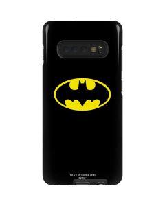 Batman Official Logo Galaxy S10 Plus Pro Case
