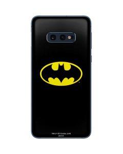 Batman Official Logo Galaxy S10e Skin