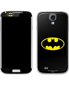Batman Official Logo Galaxy S4 Skin