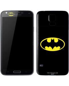 Batman Official Logo Galaxy S5 Skin