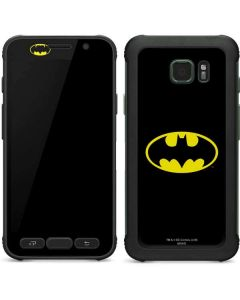 Batman Official Logo Galaxy S7 Active Skin