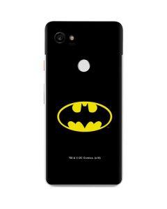 Batman Official Logo Google Pixel 2 XL Skin