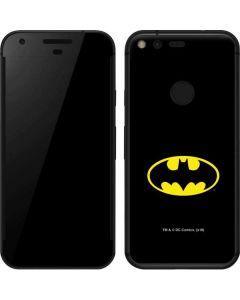 Batman Official Logo Google Pixel Skin