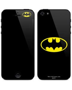 Batman Official Logo iPhone 5/5s/SE Skin