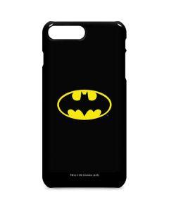 Batman Official Logo iPhone 8 Plus Lite Case
