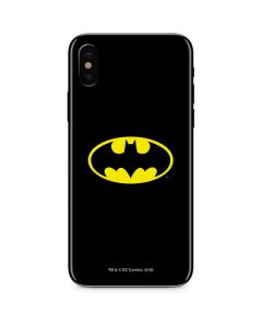 Batman Official Logo iPhone XS Max Skin