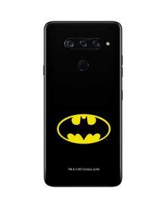 Batman Official Logo LG V40 ThinQ Skin