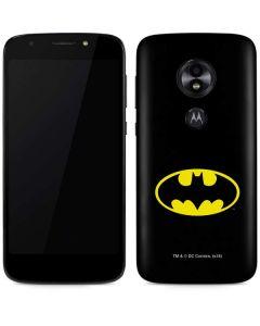 Batman Official Logo Moto E5 Play Skin