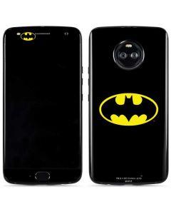 Batman Official Logo Moto X4 Skin