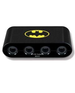 Batman Official Logo Nintendo GameCube Controller Adapter Skin
