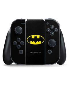 Batman Official Logo Nintendo Switch Joy Con Controller Skin