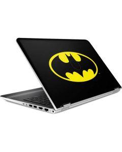 Batman Official Logo HP Pavilion Skin