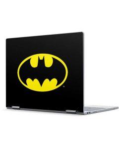 Batman Official Logo Pixelbook Skin
