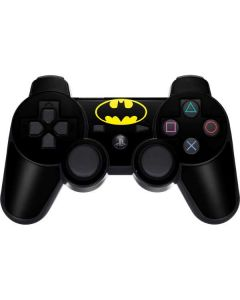 Batman Official Logo PS3 Dual Shock wireless controller Skin