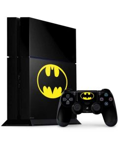 Batman Official Logo PS4 Console and Controller Bundle Skin