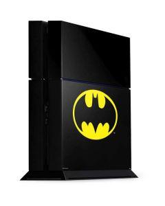 Batman Official Logo PS4 Console Skin