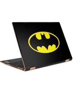 Batman Official Logo HP Spectre Skin