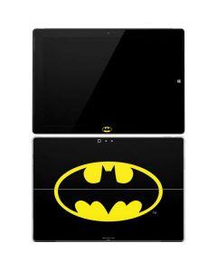 Batman Official Logo Surface Pro 3 Skin