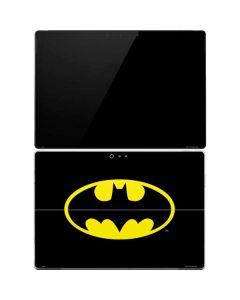 Batman Official Logo Surface Pro 4 Skin