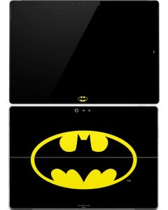 Batman Official Logo Surface Pro (2017) Skin