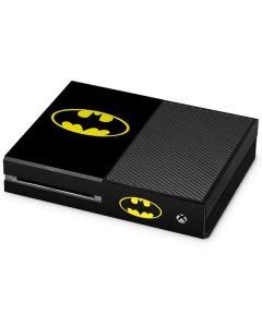 Batman Official Logo Xbox One Console Skin