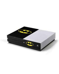 Batman Official Logo Xbox One S Console Skin