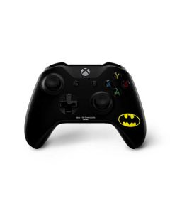 Batman Official Logo Xbox One X Controller Skin