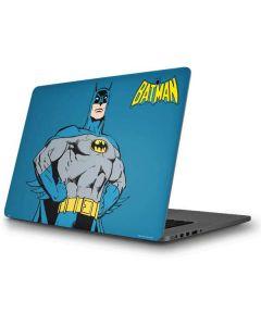 Batman Portrait Apple MacBook Pro Skin
