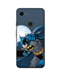 Batman Ready for Action Google Pixel 3a Skin