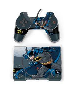 Batman Ready for Action PlayStation Classic Bundle Skin