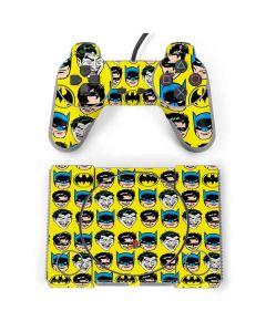 Batman Robin Joker All Over Print PlayStation Classic Bundle Skin