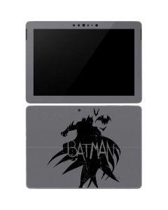 Batman Silhouette Surface Go Skin