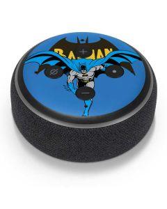 Batman Vintage Amazon Echo Dot Skin
