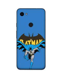 Batman Vintage Google Pixel 3a Skin