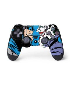 Batman vs Joker - Blue Background PS4 Pro/Slim Controller Skin