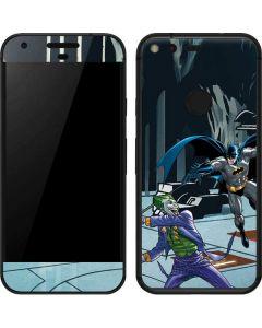 Batman vs Joker - The Joker Google Pixel Skin